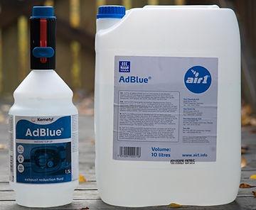 AdBlue die