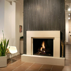 fireplace residential