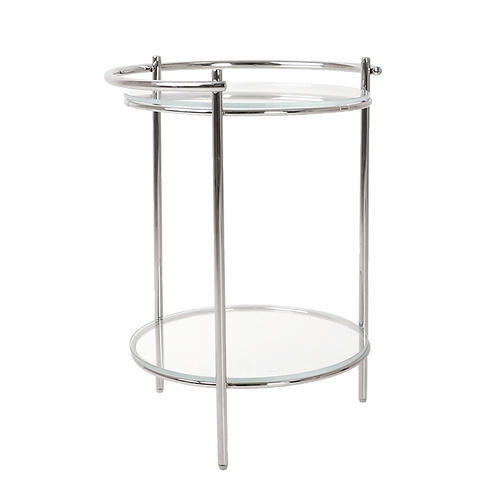 Unic Table (silver frame)