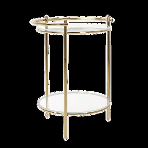 Unic Table (gold frame)