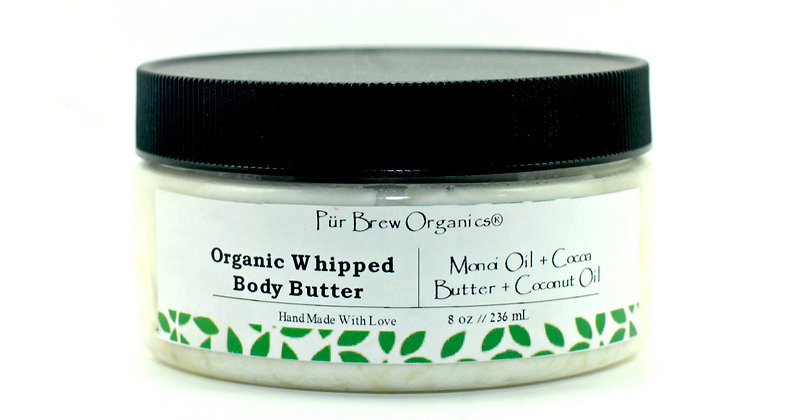ORIGINAL Whipped - EveryBody Butter 8oz