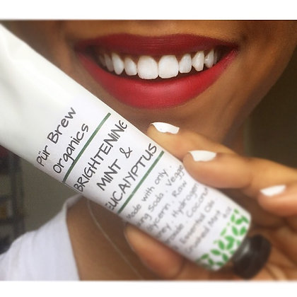 OUT OF STOCK - Organic Whitening Tooth Paste -