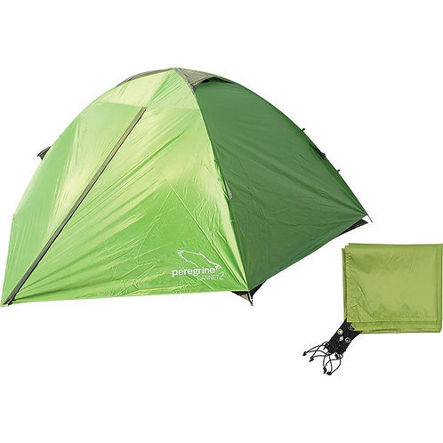 Peregrine Gannet 4P Tent + Footprint