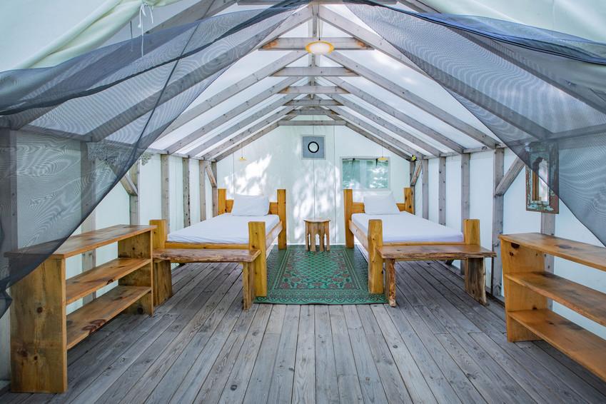 Comfort Camping