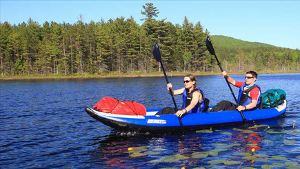 Tandem Kayaks are Available!