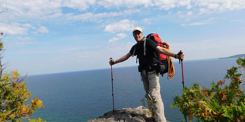 Hope Bay Backpacking Trip