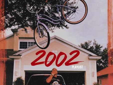 """""""2002"""" playlist is on Apple Music !"""