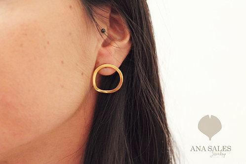 KHOB argolas   earrings