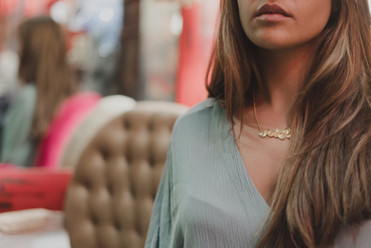 HIN colar | necklace