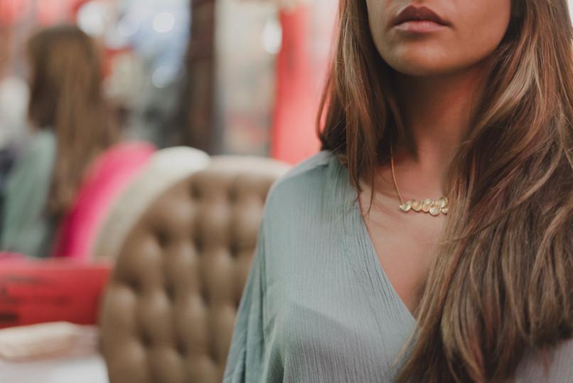 HIN colar | necklace