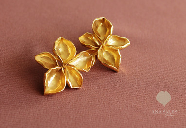 BLOOM brincos | earrings