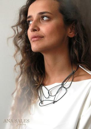 NISA colar | necklace