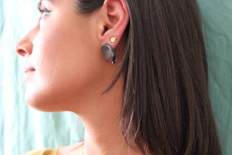 LIRA brincos   earrings