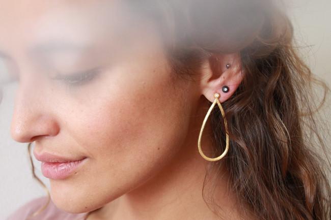 NISA brincos | earrings