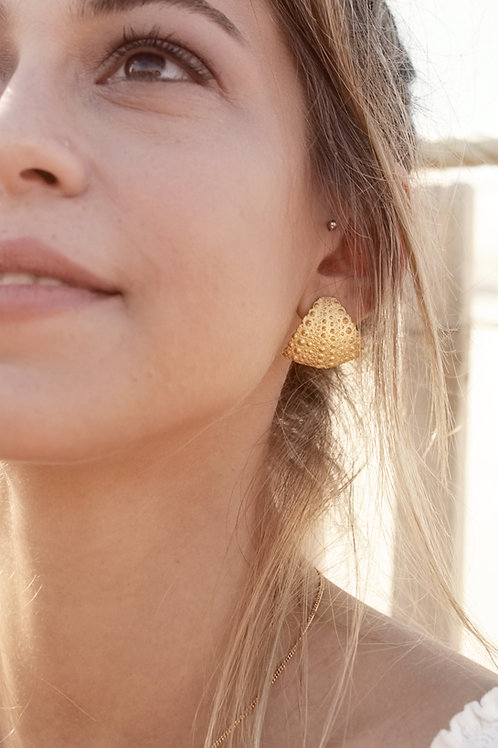 ANGA brincos   earrings