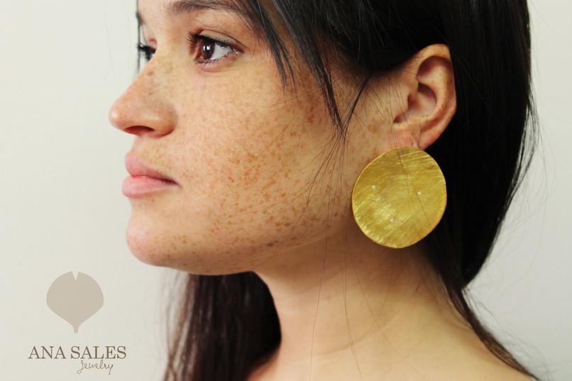 AYRE brincos | earrings