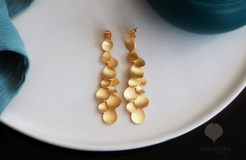 HIN brincos | earrings