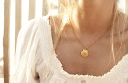 ANGA colar | necklace