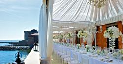 sea wedding Rome