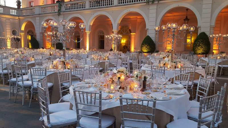 wedding venue in Rome