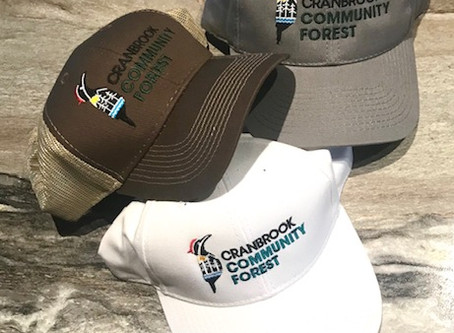 Community Forest Hats are 'in'!