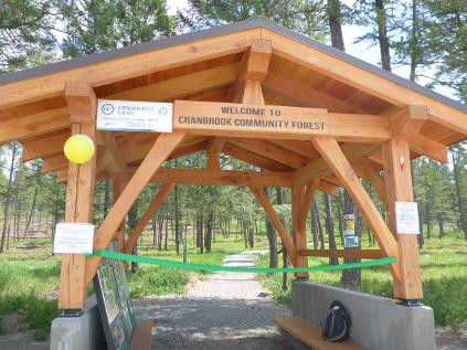 Official Opening of the CCF new Gateway Trail