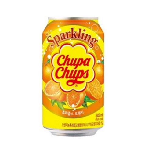 Chupa Chups Orange Sparkling Soda 350ml