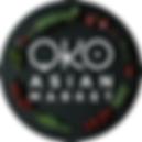 QKO Christmas Logo Round instagram profi