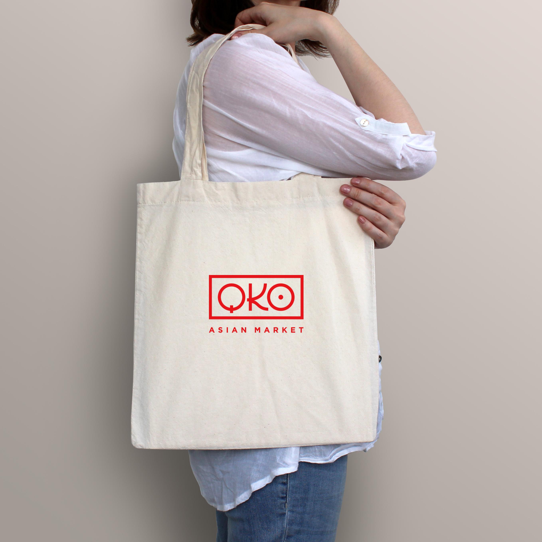 QKO Asian Market Ecobag