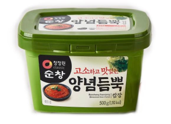 Seasoned Soybean Paste (Ssamjang) 500g