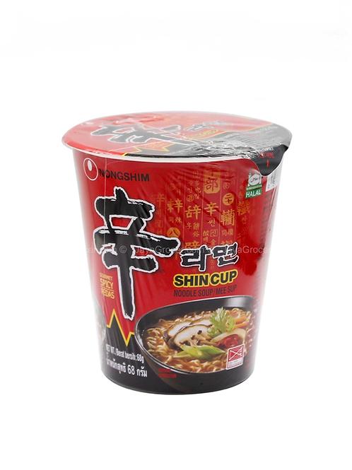 Shin Cup Noodle Soup 68g