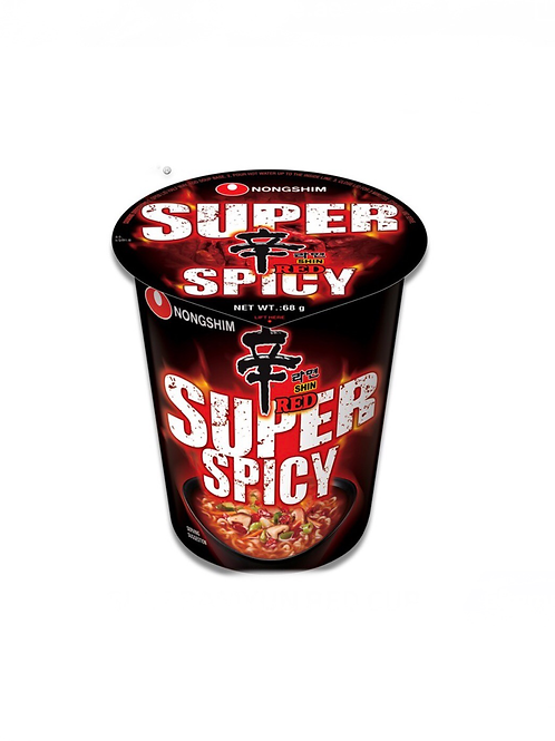 Cup Noodle Shin Red Super Spicy