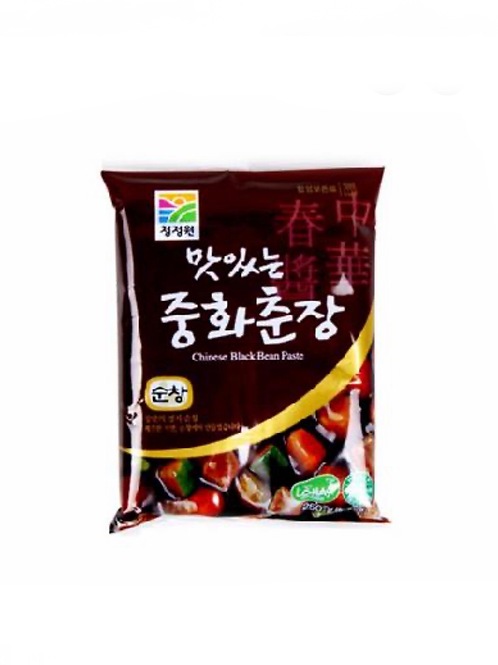Black Bean Paste (Jajangmyun Sauce) 250g