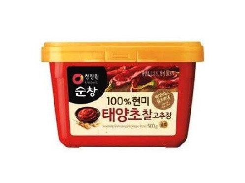 Hot Bean Paste (Gochujang) 1kg