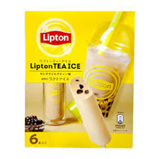 Lipton Milk Tea Ice Cream Tapioca Milk Tea Taste 60mlx6P