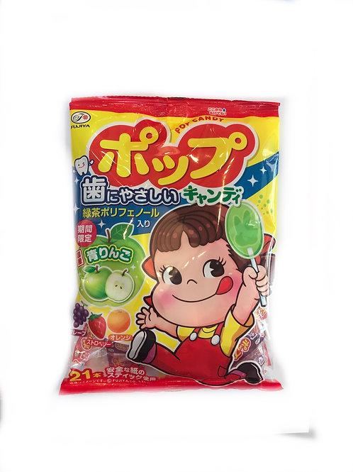 Fujiya Assorted Lollipops 70g