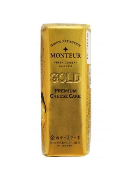 Monteur Golden Cheese Cake 174g