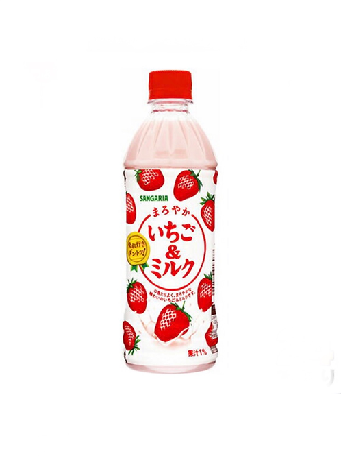 Strawberry Milk Sangaria 500ml