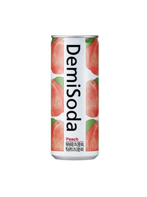 Demi Soda Peach 250ml