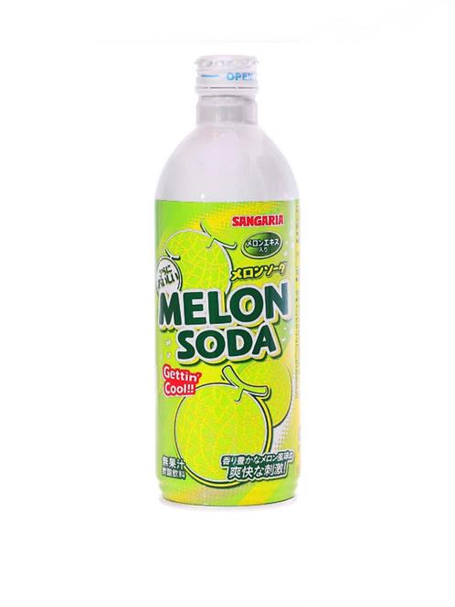 Melon Soda 500ml