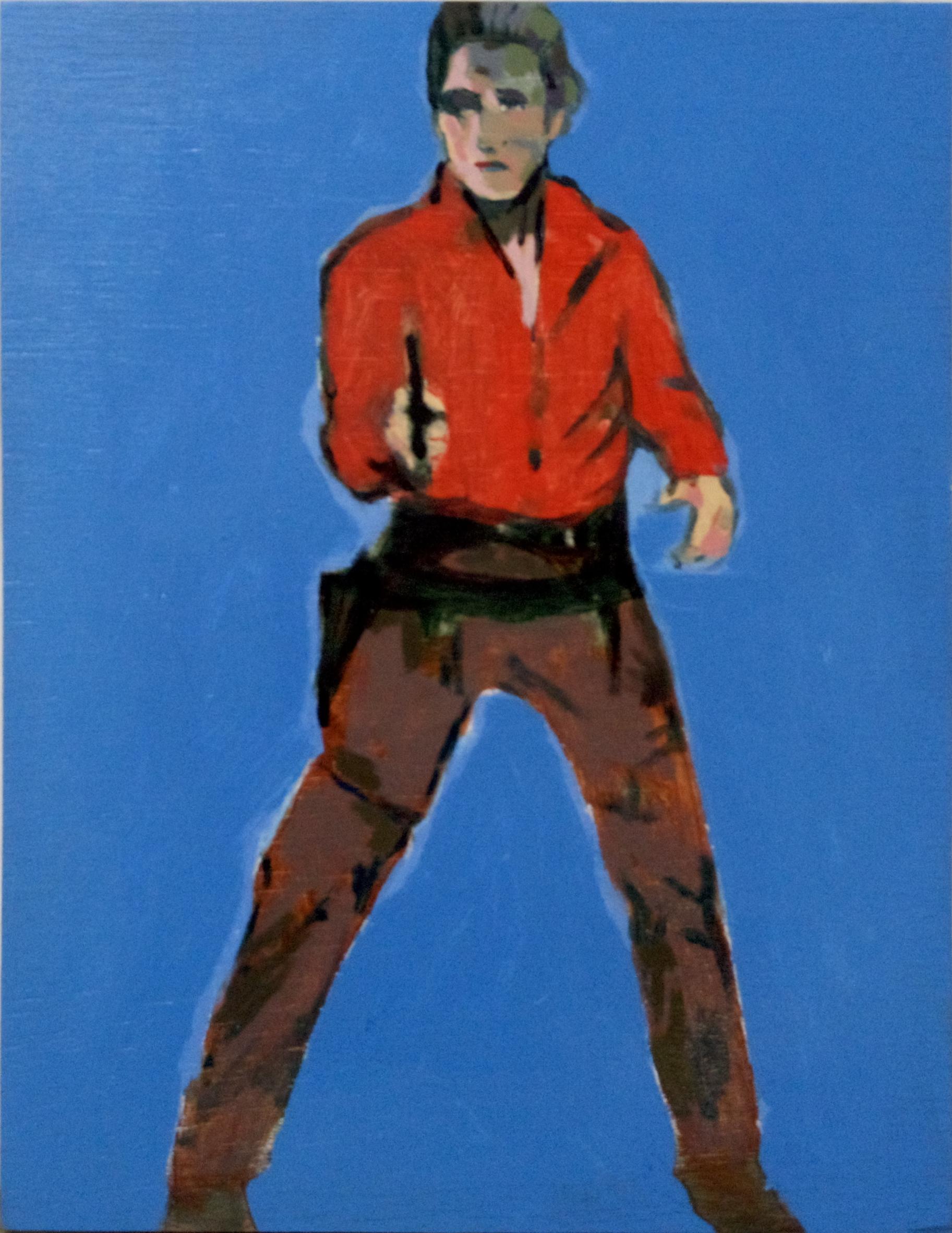 'Lt James Elvis'