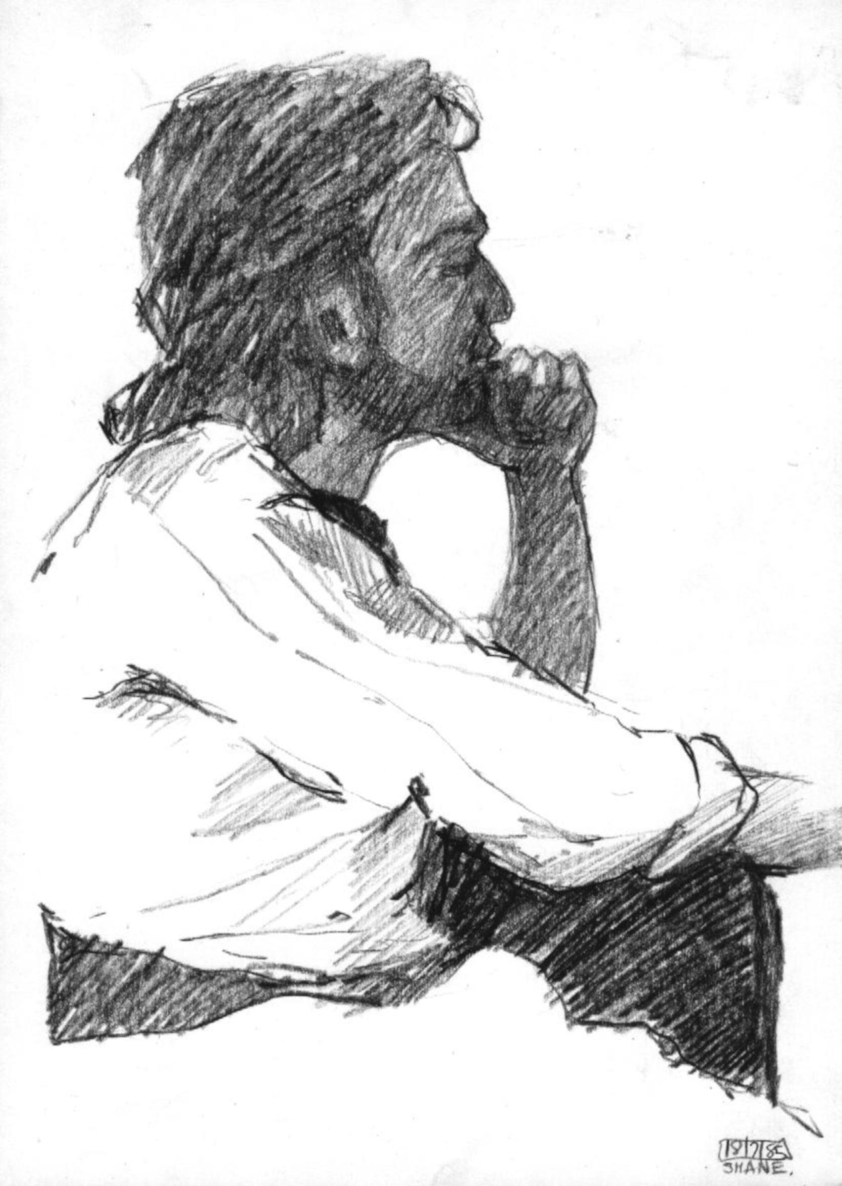 'Shane' c 1989