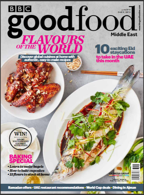 Food Trending - Summer Recipe's  BBC Good Food Middle East