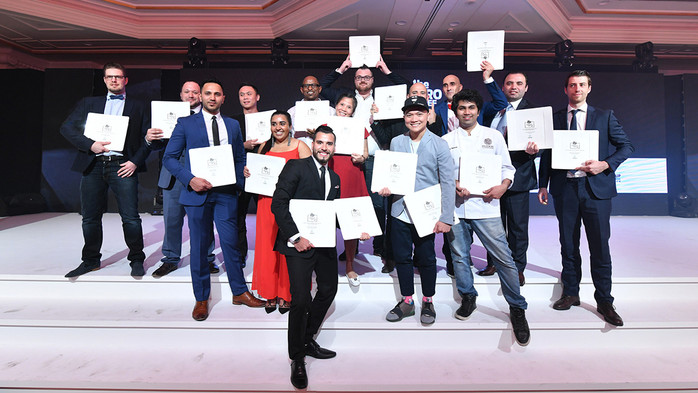 Congrats to some of the best of the best Chefs in the UAE