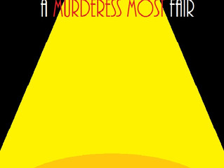 A Murderess Most Fair Anniversary