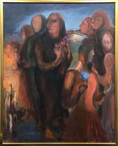 Pieta, olej, 1987; ---.JPG