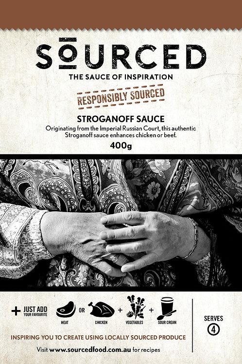 Stroganoff Sauce