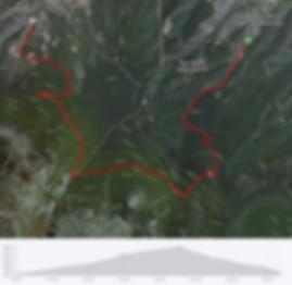 andada vozmediano 2018 mapa y altimetria