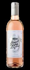 Almost Zero Moscato Rosé