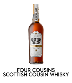 Four Cousins whisky.png